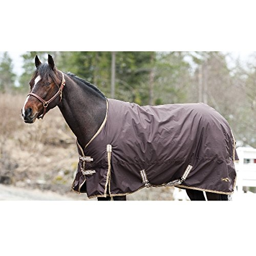 Brown 72 Inches Brown 72 Inches Finn-Tack Aventura Mid Weight Winter Rug