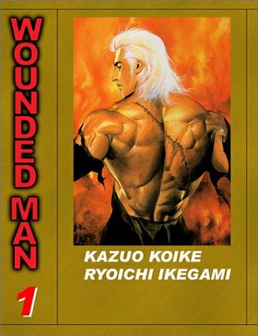 Wounded Man: The White Haired Demon, Volume 1 (Wounded Man, 1)