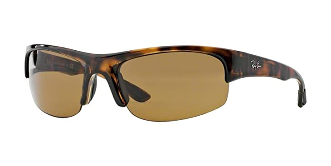 962df4993c Ray-Ban 4173 710 73 Tortoise 4173 Wrap Sunglasses Cricket