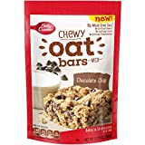 Betty Crocker Baking Mix, Chewy Whole Grain Oat Bars, Chocolate Chip, 13.75 Oz (Pack of 8)