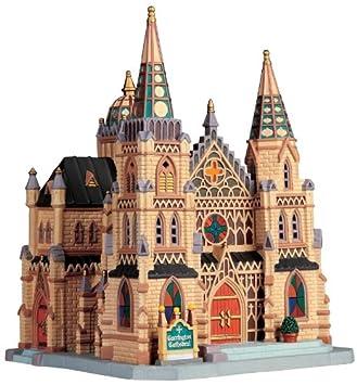 Carrington Cathedral Caddington Village Lemax 95867