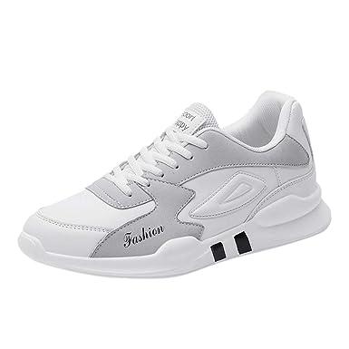 Darringls_Zapatos de hombre,Zapatillas Deporte Hombres Zapatillas de Senderismo Atlético Deportes Al Aire Libre Senderismo Zapatillas de Deporte Calzado de ...