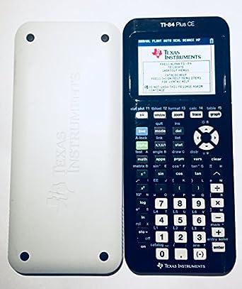 Ti 84 plus ce calculator amazon industrial scientific ti 84 plus ce calculator urtaz Image collections