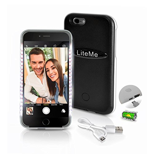 iPhone Battery Selfie Bumper SLIP201BK