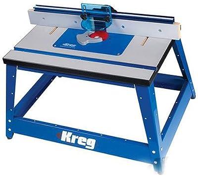 Kreg PRS2100 [5721] mesa de fresadora de precisión, – -: Amazon.es ...