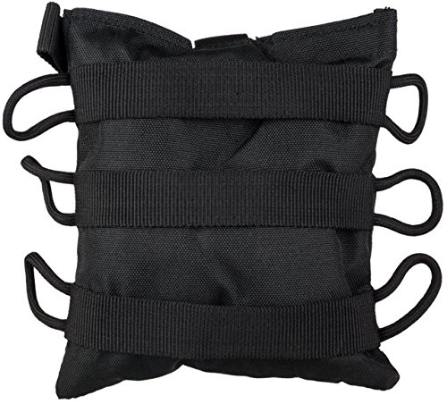 VooDoo Tactical 20-9251001000 Flat Shooters Bean Bag, (Pro Shooters Bag)
