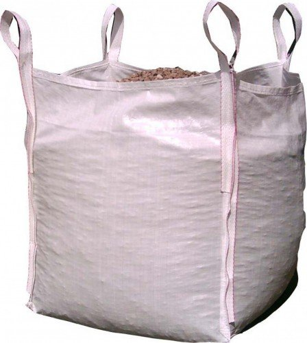 10 X 87X87X87CMS FIBC BUILDERS BAGS 1 TONNE BAGS WASTE SACKS LINCS PRODUCTS