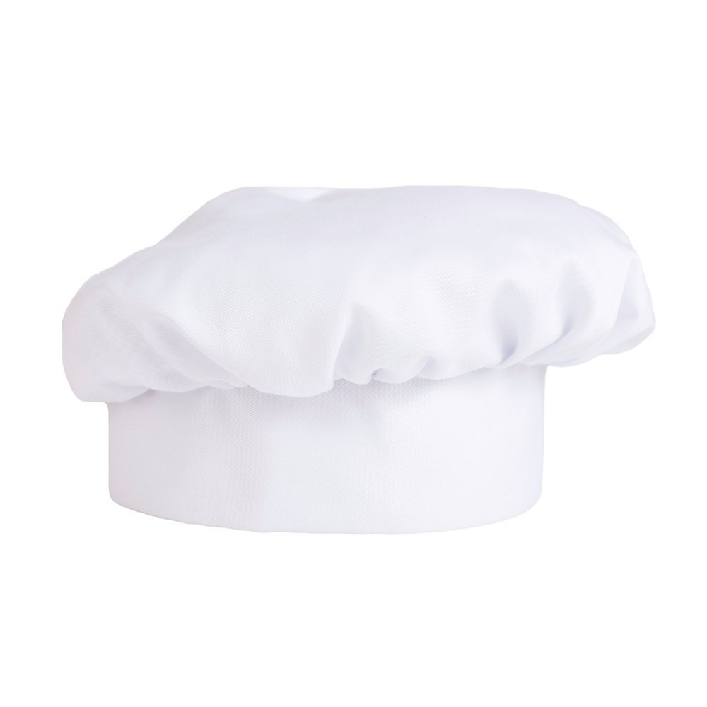 KNG Childrens Chef Hat KNG Black Childrens Chef Hat 2135BLK
