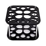Docolor 20 Hole Makeup Brush Holder Tree Stand Accessories Air Drying Rack Organizer