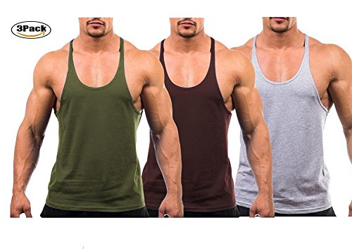String Back Tanks - 3