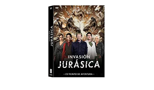 Amazon.com: Invasión Jurásica (Mundo Primitivo) - Temporada 2: Movies & TV