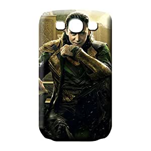 samsung galaxy s3 Series Snap For phone Cases phone covers loki in thor 2
