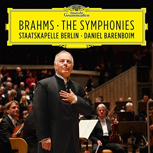 CD : Daniel Barenboim - Brahms Symphonies (Super-High Material CD, Japan - Import)