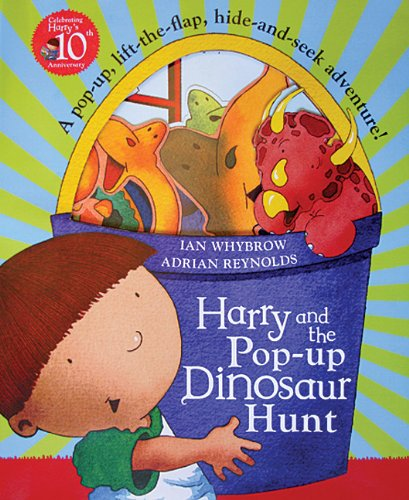 Harry And His Bucket Full - Harry And The Pop-up Dinosaur Hunt