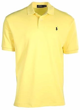Polo Ralph Lauren Polo de ajuste clásico Interlock shirt ...