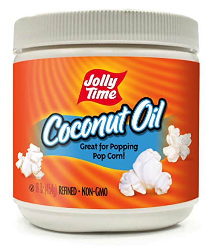 il Refined Non-GMO Butter Replacement for Popping Popcorn & Cooking, 16 Ounce (Jolly Type)