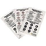 GHS/HazCom 2012: Wallet Cards (Pack of 50)