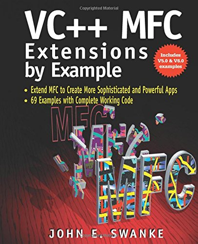 VC++ MFC Extensions by Example by Brand: CRC Press