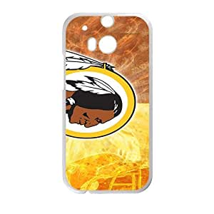 Washington Redskins Bestselling Creative Stylish High Quality Hard Case For HTC M8 by runtopwell