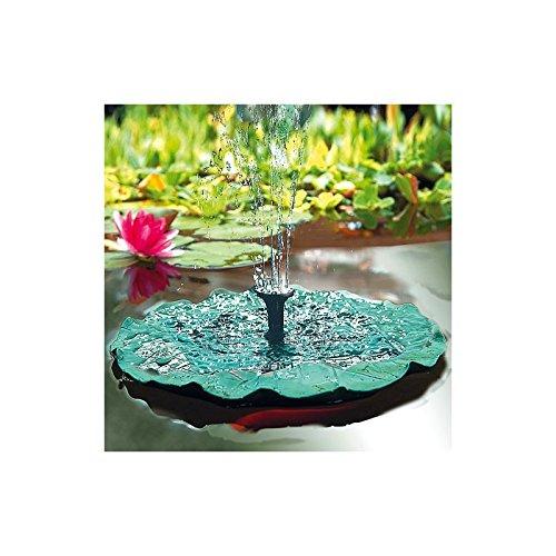 MUNDUS 35461 Fuente decorativa para estanques color verde