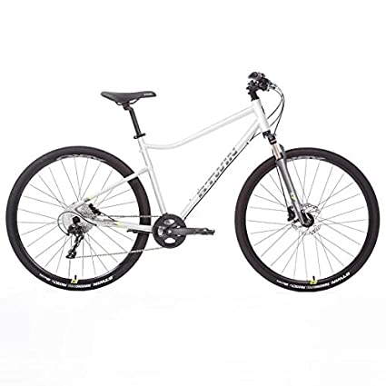 Btwin Riverside 900 Hybrid Bike (L): Amazon in: Sports, Fitness