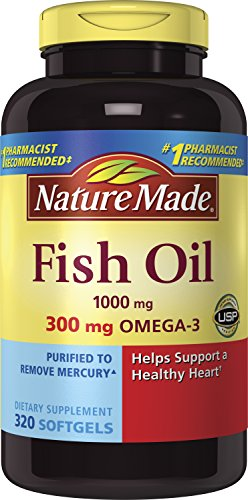 Top 10 Nature Valley Vitamins Fish Oil