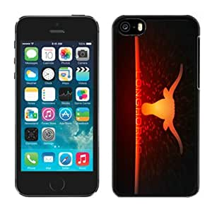 New Iphone 5c Case Ncaa Big 12 Conference Texas Longhorns 11