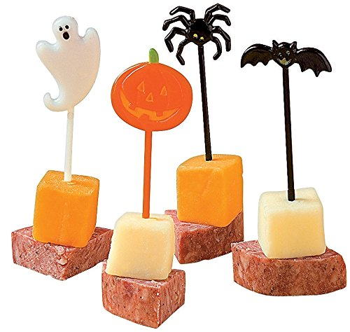 Halloween Food Picks : package of 72 -