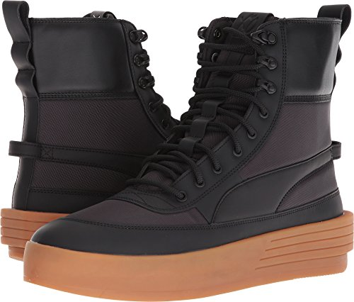 PUMA Men s x XO by The Weekend Parallel Tactical Sneakers Black Black 9.5 D  US - Buy Online in Oman.  4bc6d7802