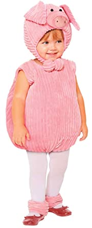 b8dc7c7ecd38a UHC Baby Girl's Peppa Pig Toddler Fancy Dress Outfit Child Halloween Costume,  ...