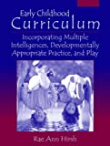 Early Childhood Curriculum 1st Edition