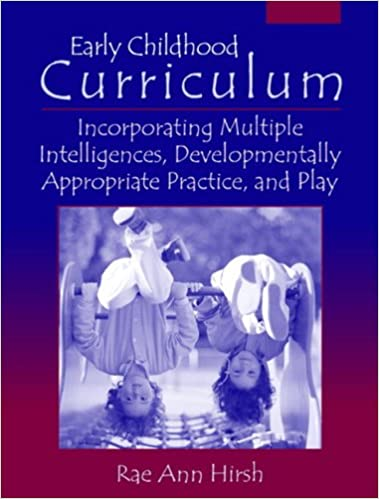 and Play Developmentally Appropriate Practices Incorporating Multiple Intelligences Early Childhood Curriculum