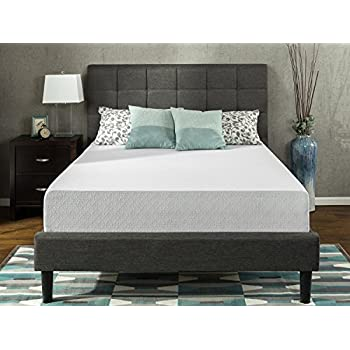 Zinus 12 Inch Gel Infused Green Tea Memory Foam Mattress  King. Amazon com  Zinus Memory Foam 12 Inch   Premium   Cloud like