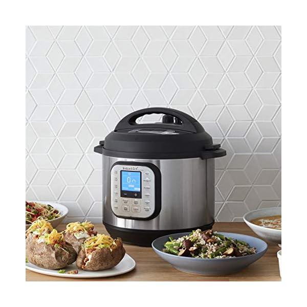 Instant Pot Duo Mini 7-in-1 Electric Pressure Cooker, Sterilizer, Slow Cooker, Rice Cooker, Steamer, Saute, Yogurt Maker… 5
