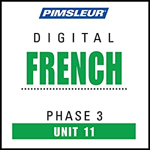 French Phase 3, Unit 11 Audiobook