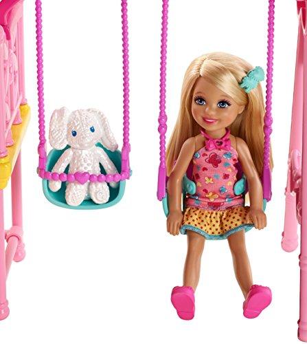 Barbie Sisters Chelsea Swing Set Buy Online In Uae