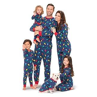 Sleepytimepjs Family Matching Sleepwear Knit Striped Pajamas Pj Sets