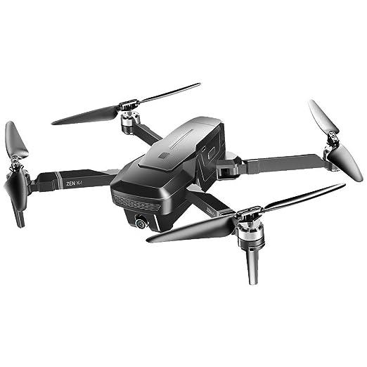 Gcdn Visuo Zen K1 RC Dron GPS Cuadricóptero con 4K HD FPV 120 ...