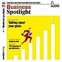 Business Spotlight Audio - Lying at work. 1/2018: Business-Englisch lernen - Lügen am Arbeitsplatz Hörbuch von  div. Gesprochen von:  div.