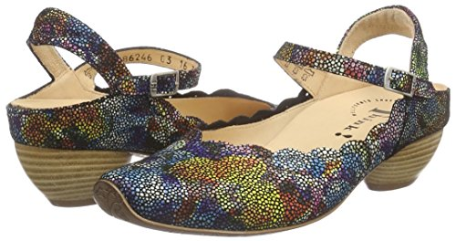 Think 03 Aida Mehrfarbig Multicolore multi sz Escarpins Femme Pumps rrqd8Pw