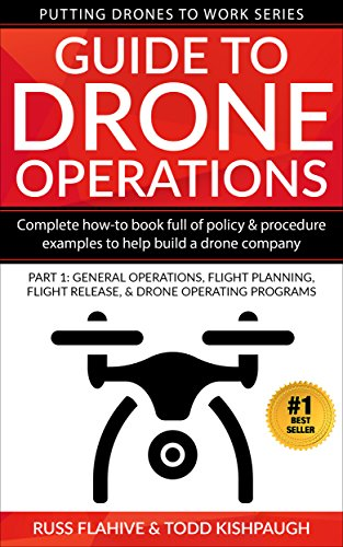 Amazon guide to drone operations complete how to book full of guide to drone operations complete how to book full of policy procedure examples fandeluxe Images