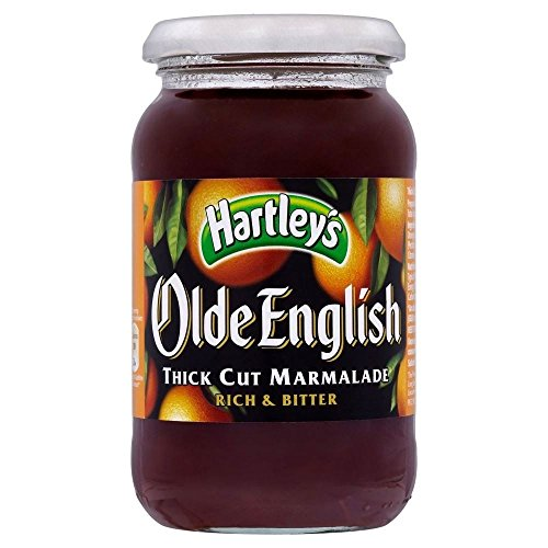 Hartley's Olde English Thick Cut Marmalade (454g) - Pack of 2 by Hartleys