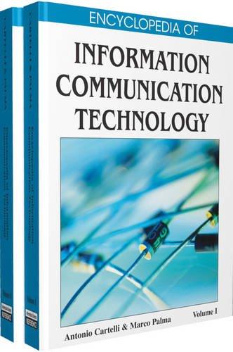 Encyclopedia of Information Communication Technology
