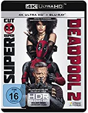 Deadpool 2  (4K Ultra HD) (2 BR4K) (+2 BRs)