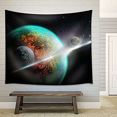 Space Fabric Wall Small