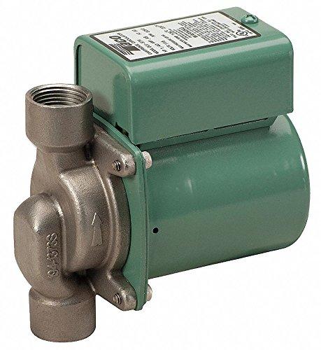 Circulator Pump, Open Loop, 1/40 HP
