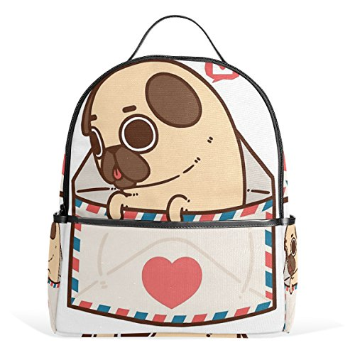 Unisex Backpack Fashion You've Got Mail College Student School Backpack 12.6