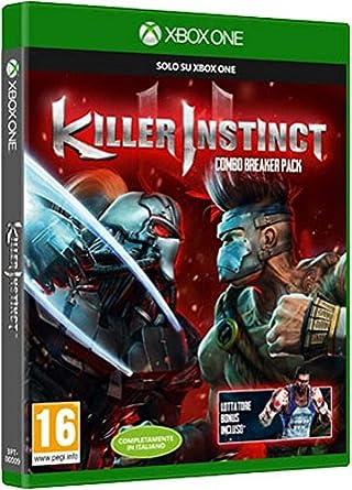 Microsoft Xbox One Killer Instinct - Juego (Xbox One, Lucha ...