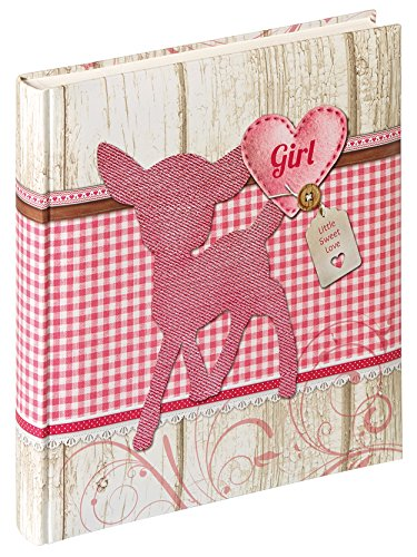 - Walther UK - 140-R Baby Girl Dinky Album 28 x 30.5 cm Pink
