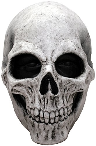 White Skull Mask - ST